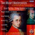 Two Mozart Masterpieces in Contemporary Transcription