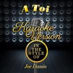 Toi (In The Style Of Joe Dassin) [karaoke Version] - Single