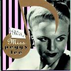 Best of Miss Peggy Lee