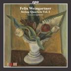 Weingartner: String Quartets Vol 1