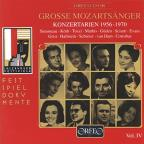 Great Mozart Singers, Vol. 4: Concert Arias 1956 - 70