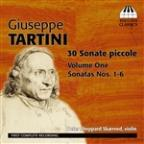 Tartini: 30 Sonate Piccole, Vol. 2
