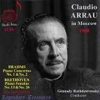 Claudio Arrau, Vol. 1: Brahms Piano Concertos