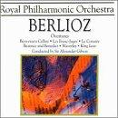 Berlioz: Overtures / Barry Wordsworth, Royal PO