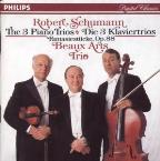 Schumann: The 3 Piano Trios / Beaux Arts Trio
