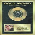 Gold Award At Folsom Prison