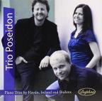Piano Trios By Haydn Ireland & Brahms