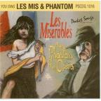 Karaoke: Les Miserables - Phantom of The Opera