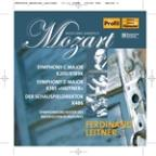 Mozart: Symphony in C major; Symphony in D major; Der Schauspieldirektor