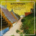 Julius R&#246;ntgen: Symphony No. 3; Suite &quot;Aus Jotunheim&quot;