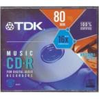 / Tdk - Cdr80 Music