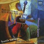 Mark Zuckerman: New Music for Strings