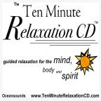 Ten Minute Relaxation CD - Ocean Sounds