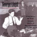 George Lloyd: Cello Concerto; The Serf: Orchestral Suite No. 1