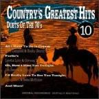 Country Hits 10: Duets Of The 70's