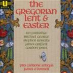 Gregorian Lent & Easter / Partridge, O'Donnell