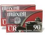 UR-90 Normal Bias Cassettes - 2 Pack