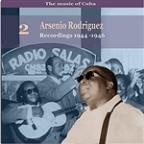 Music of Cuba, Arsenio Rodríguez, Vol. 2 / Recordings 1944 - 1946