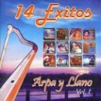 14 Exitos Arpa Y Llano, Vol. 1
