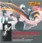 Tschaikowsky: Concerto for Violin & Orchestra in D major, Op. 35; Serenade for Strings in C major, Op.