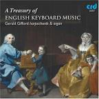 Treasury of English Keyboard Music