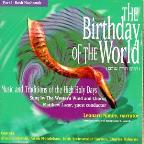 Birthday of the World, Part 1: Rosh Hashanah