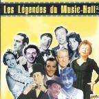 Les Legendes du Music - Hall, Vol. 2
