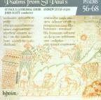 Psalms From St. Paul's Vol 5 - Psalms 56-68 / Scott, Lucas