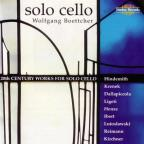 Solo Cello