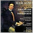 Mascagni: Songs