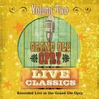 Grand Old Opry Live Classics, Vol. 2