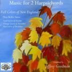 Music For 2 Harpsichords: Fall Colors Of New England