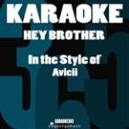 Hey Brother (In The Style Of Avicii) [karaoke Version] - Single
