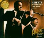 Heifetz Collection Vol 16 - Beethoven: Violin Sonatas