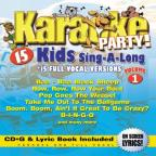 Kids Sing-A-Long, Vol. 1