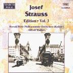 Josef Strauss: Edition, Volume III