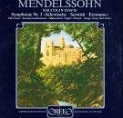 "Mendelssohn Symphonie Nr. 3 ""Scottish""; Overture ""Midsummer Night's Dream"""