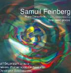 Samuil Feinberg: Piano Concerto No. 1; Solo Piano Pieces
