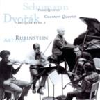 Rubinstein Collection, Vol. 66: Dvorák: Piano Quartet; Schuman: Piano Quintet