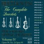 Beethoven: The Complete Quartets, Vol. IV
