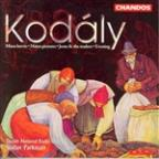 Zoltan Kodaly: Missa brevis; Matra pictures; Jesus & the traders; Evening