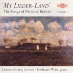 Bretan: My Lieder - Land, Vol. 1
