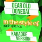 Dear Old Donegal (In The Style Of Band Of Irish Guards) [karaoke Version] - Single