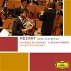 Mozart: Horn Concertos Nos. 1-4