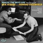 Where the Boys Are: The Songs of Neil Sedaka & Howard Greenfield