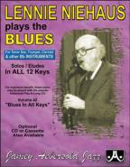 Lennie Niehaus Plays The Blues - BB Edition Book/CD