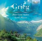 Grieg: Peer Gynt Suites; Lyric Pieces