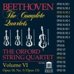 Beethoven: The Complete Quartets, Vol. VI