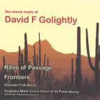Choral Music of David F. Golightly