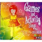 Games & Activity Songs For Children